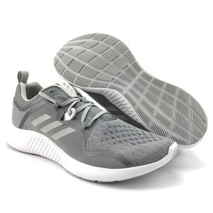 Adidas Womens Edgebounce Gray Running Shoes Sz 11